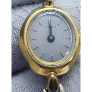 Vintage Women's Timex Gold Does Not Run